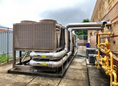 Chiller Replacement Mechanical Contracting Maryland